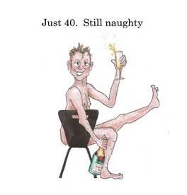 just 40 still naughty