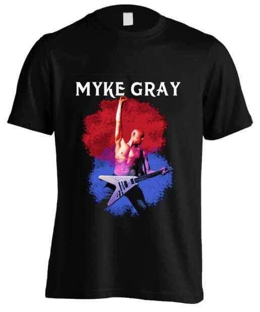 Myke Gray T-shirt