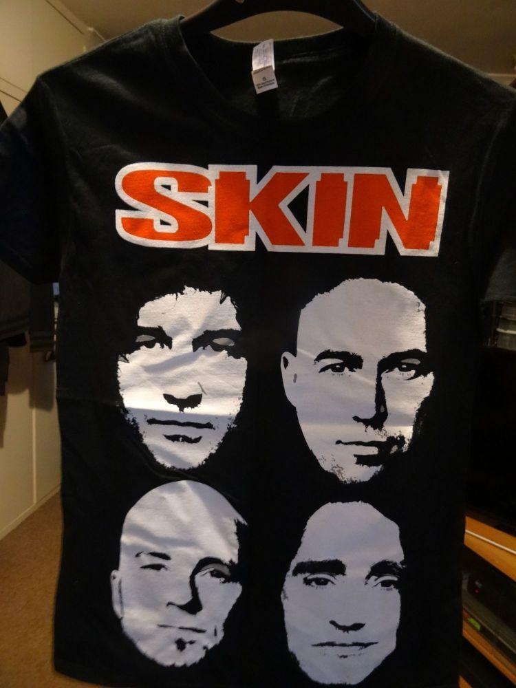 Skin Road to Download 2010 t-shirt