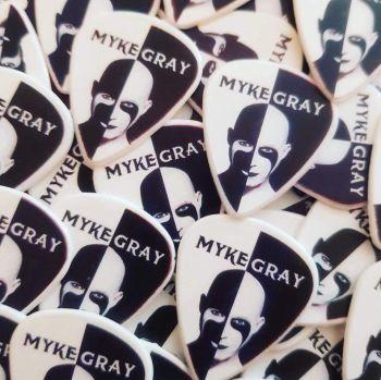 Myke Gray Guitar Picks