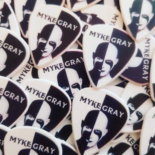 Myke Gray Guitar Picks
