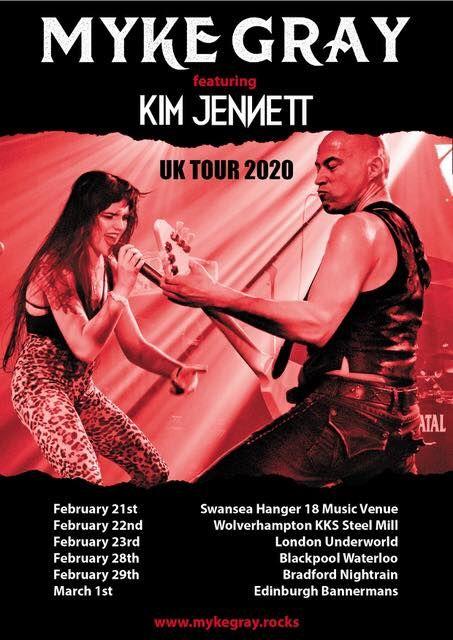 feb 2020 tour poster