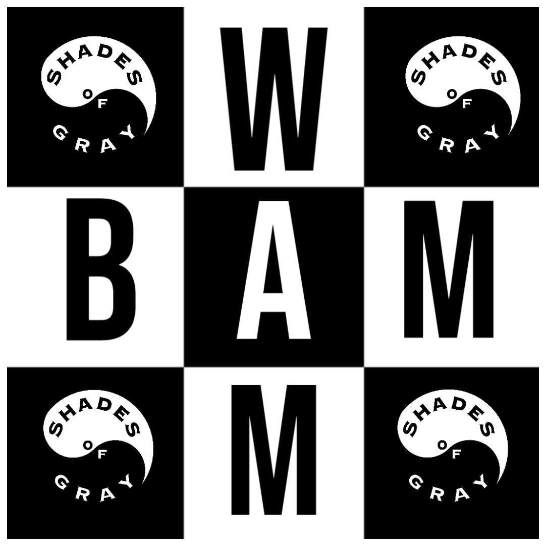 wam bam artwork