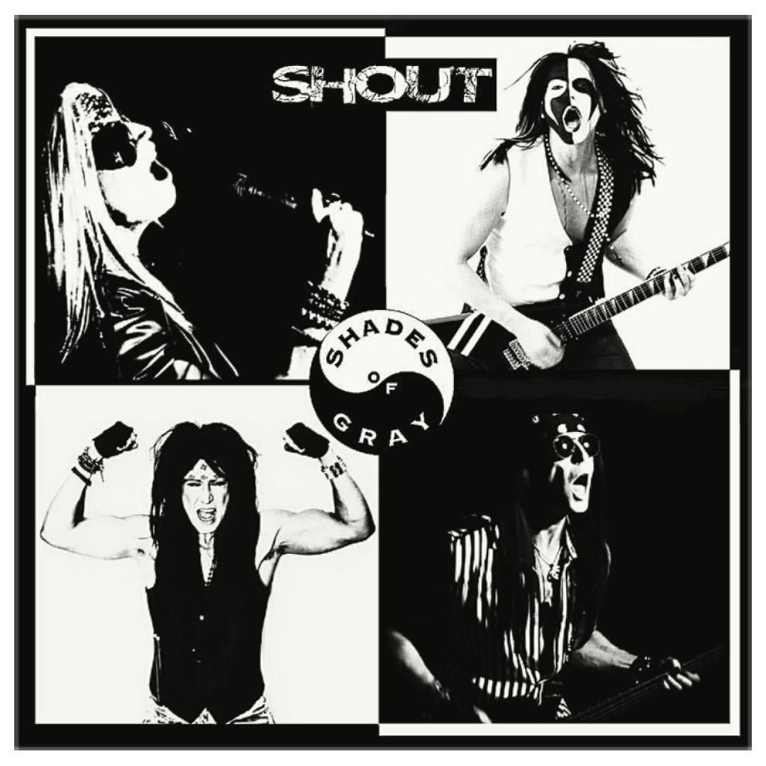 Shout artwork