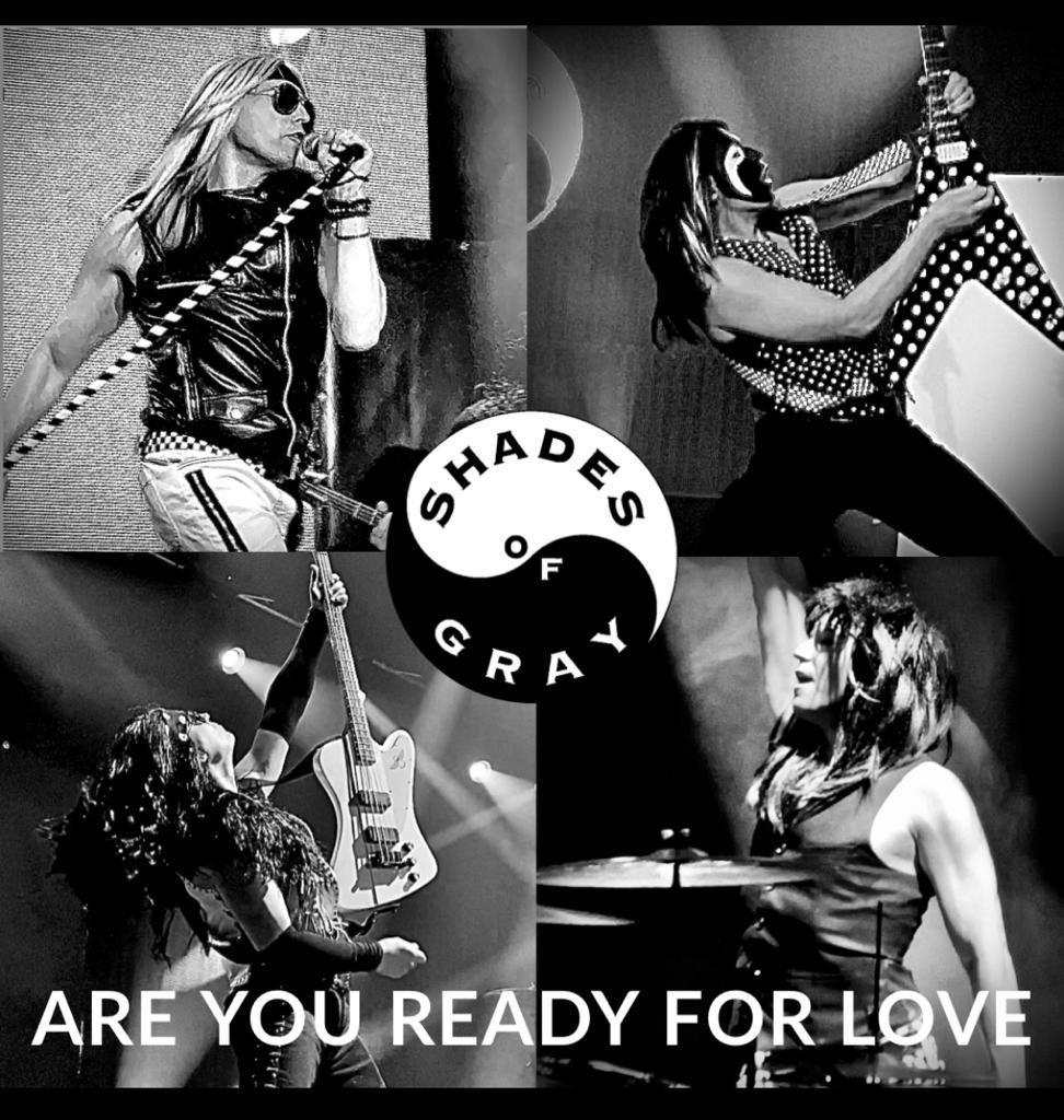 Are You Ready For Love - MP3