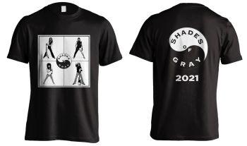 Shades Of Gray 2021 T-shirt