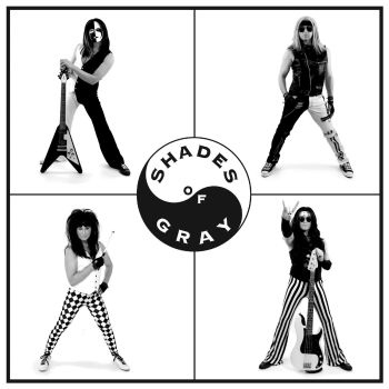 Shades of Gray 2021 album - CD