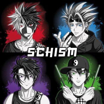 SCHISM - CD