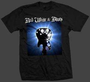 Shine tour t-shirt front