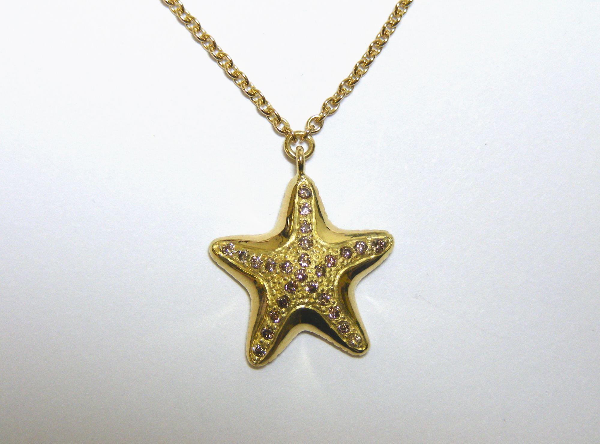 Starfish Pendent.