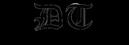 Danila Tarcinale Jewellery, site logo.
