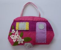 Hand Made Caravan Lavender Bag