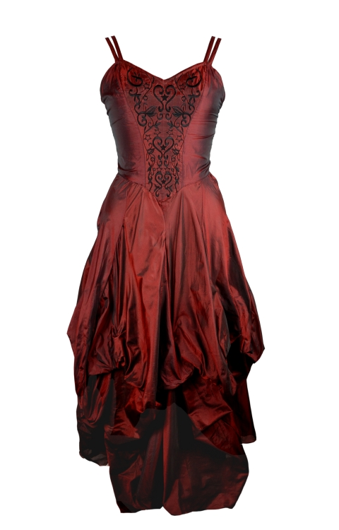 Stunning fae Tia vines dress