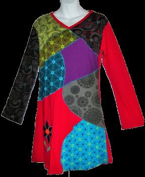 Gorgeous funky  flower dress
