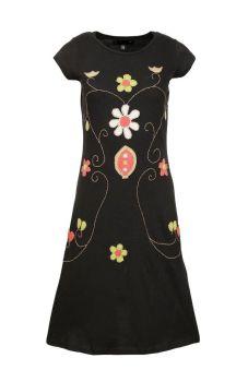 Pretty funky flower  dress