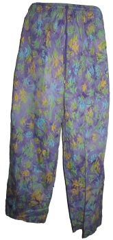 Funky festival hippy trousers [cats ]