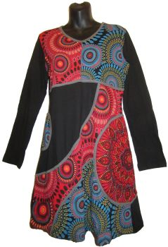 Gorgeous funky hippy dress