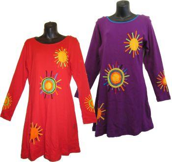 Gringo sunshine hippy dress