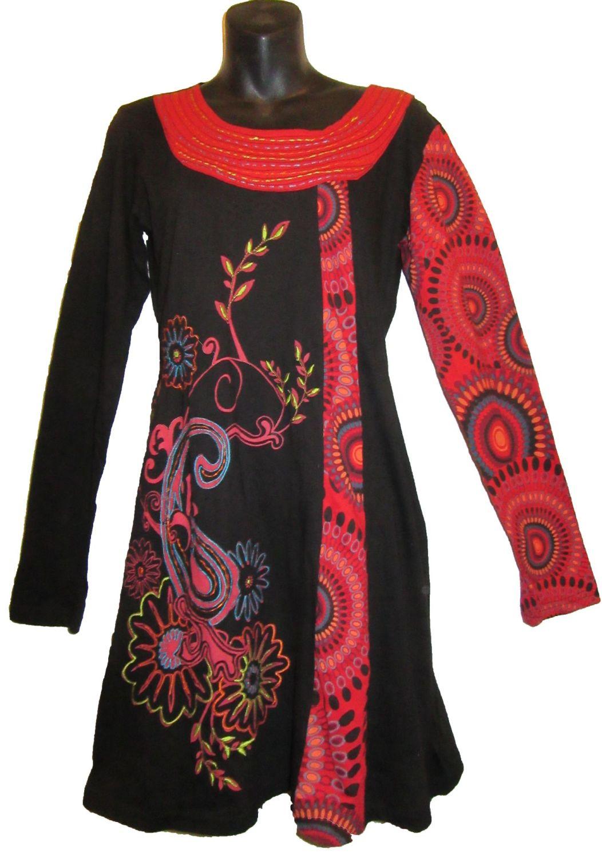 Gorgeous funky hippy dress