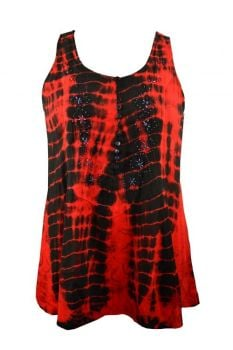 Gorgeous gothic beaded top approx size 22-26