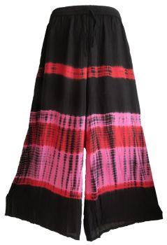 Gorgeous floaty tie dye trousers [approx size 16-20]