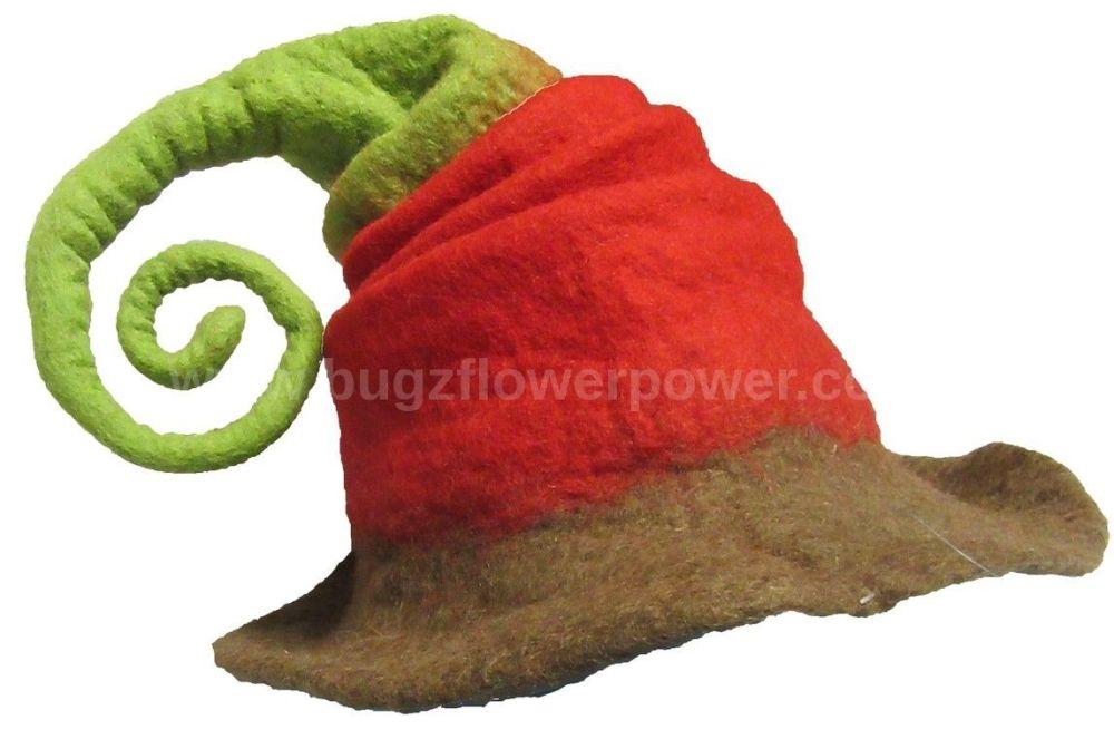 Two looks festival withy fae felt hat