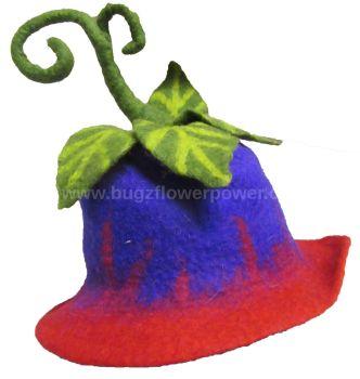 Funky festival felt hat