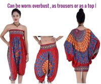 *Funky festival 3 in 1  Top / Dress / Pant