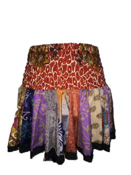 Funky hippy mini  skirt or top