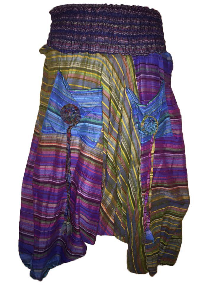 Funky  hippy lightweight harems