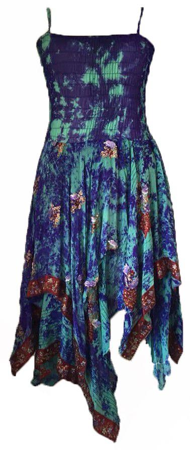 Beautiful silk  detailed Tianna faerie dress 12-16