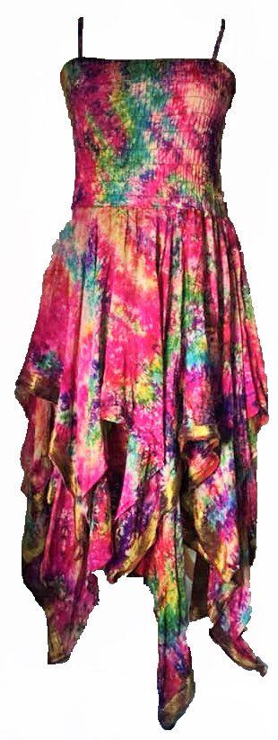 Beautiful silk  detailed Tianna faerie dress 10-14