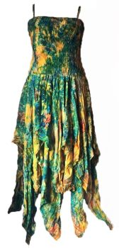 Beautiful  Tianna sparkly sequined embroidered faerie dress plus size 22-32