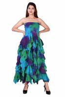 *Absolutely stunning Avalon tie dye frill dress