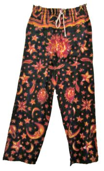 Cosmic trousers