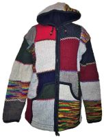 Fleece lined woolie jacket