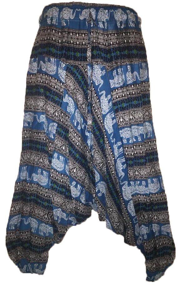 Funky harem trousers
