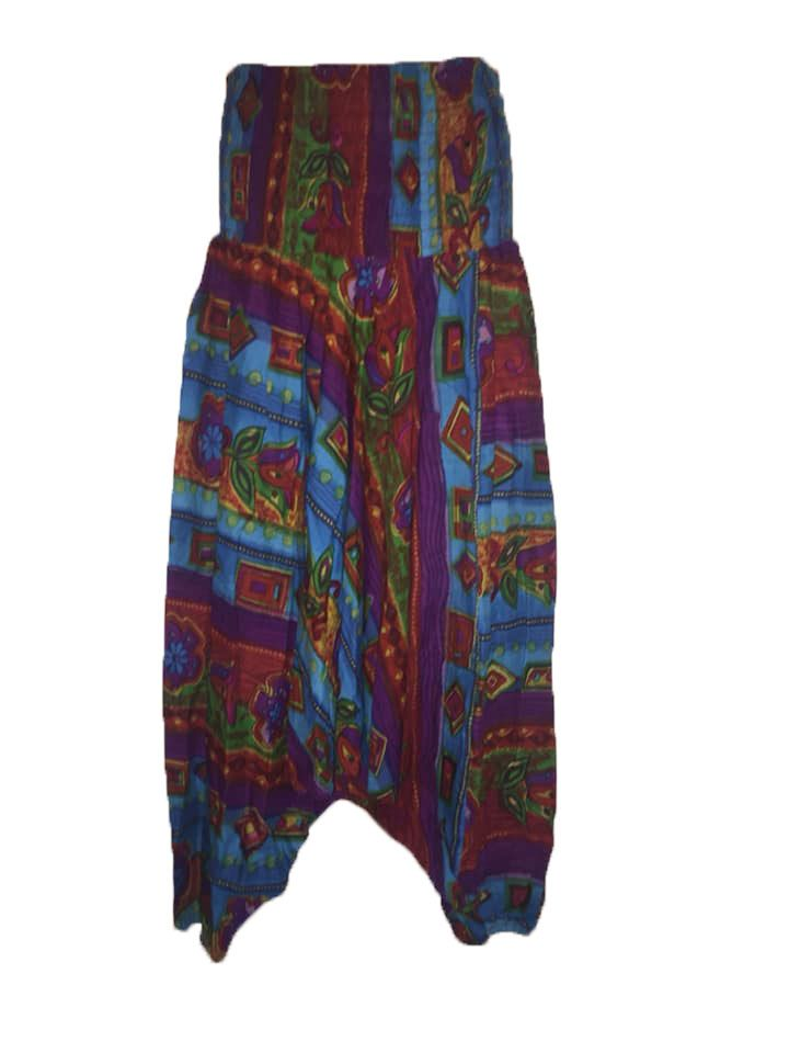 Funky harem trousers