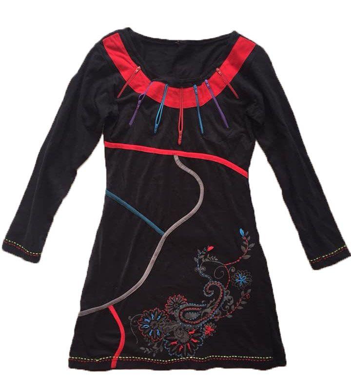 Tessa , zip dress