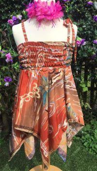 Faery pixie hem dress  [3-5 years]