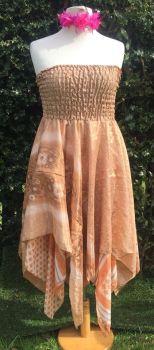 Gorgeous strapless  pixie dress [sale rail ]