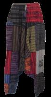Hamari patchwork harem trousers