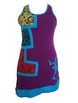 Skater back hippy dress
