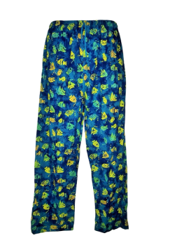 Funky fish trousers