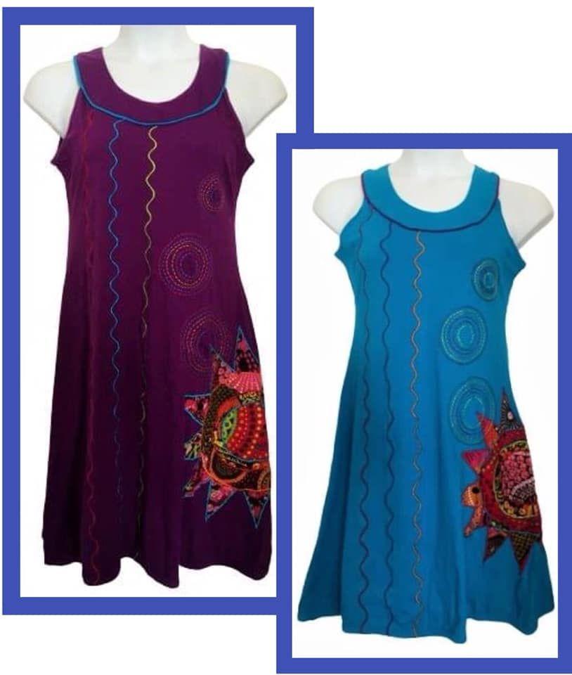 Gorgeous applique dress