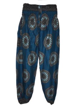 Hippy harem trousers