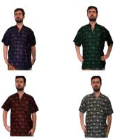 Elephant print shirt