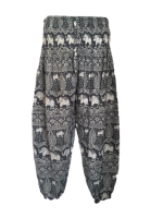 Gorgeous elephant harem trousers 14-20