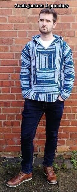 hippy  Coats,jackets,ponchos &  Jergas