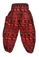 Gorgeous elephant harem trousers 14-22